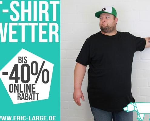 Sommer Shirts von ERIC LARGE