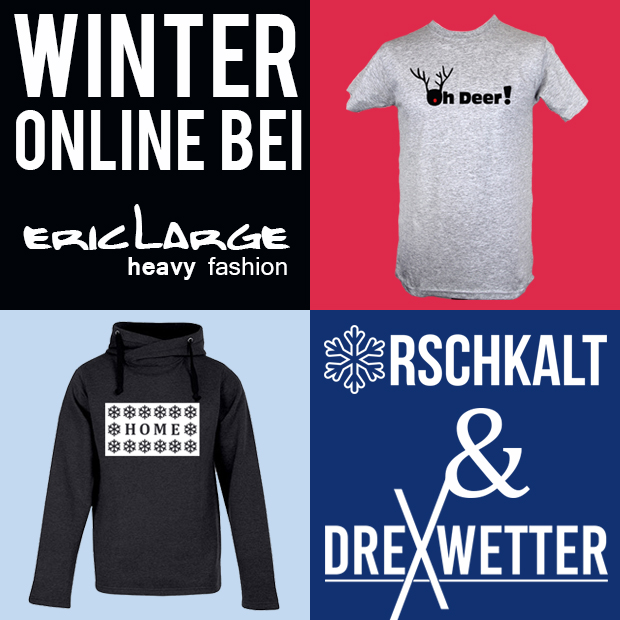Kampagne Bild Winter Sale bei Eric Large