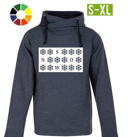 hoodie snow