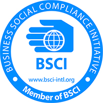 Logo BSCI Business Scoial Compliance Initiative