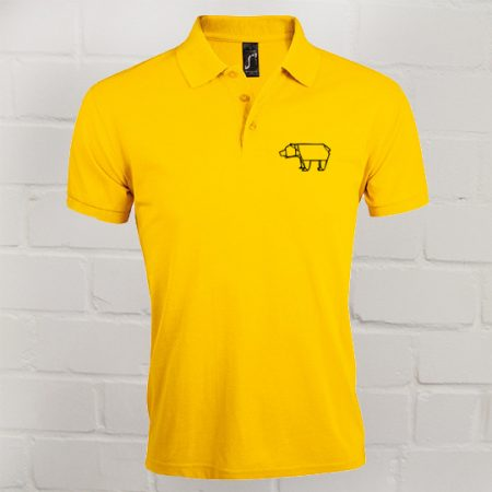 Herren Prime Polo Eric Large yellow gold