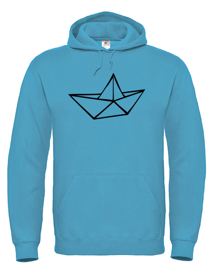 hoodie eric large leichtmatrose skyblue