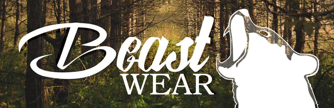 Beast Wear von ERIC LARGE - Manly fashion out of the wild