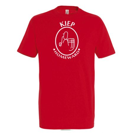 T-Shirt Kiepenkerl in rot